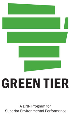 Green Tier logo
