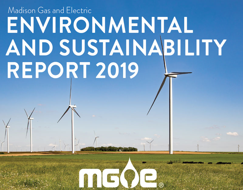 MGE Environmental and Sustainability Report